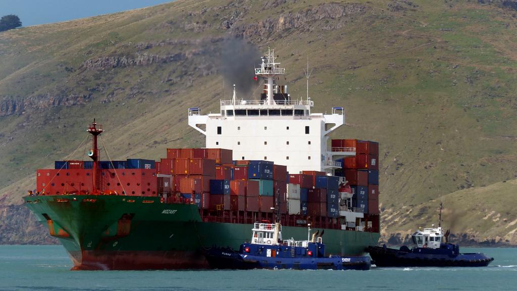 Danmark handelsflåde vokser